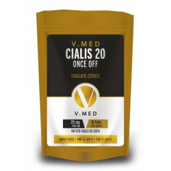 V-Med Cialis 20 once off