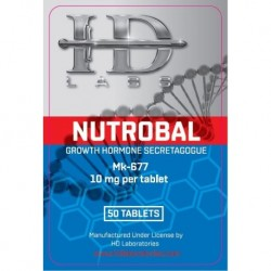 HD Labs SARMS Nutrabol MK-677