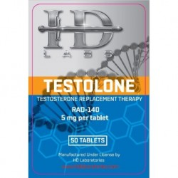 HD Labs SARMS Testolone RAD-140