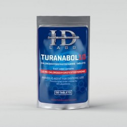 HD Labs Oral Turanabol