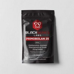 Blackseries Primobolan 25 Oral
