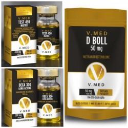 V-Med Combo 1 (Bulking Stack)