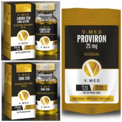 V-Med Combo 5 (Lean Mass Stack)